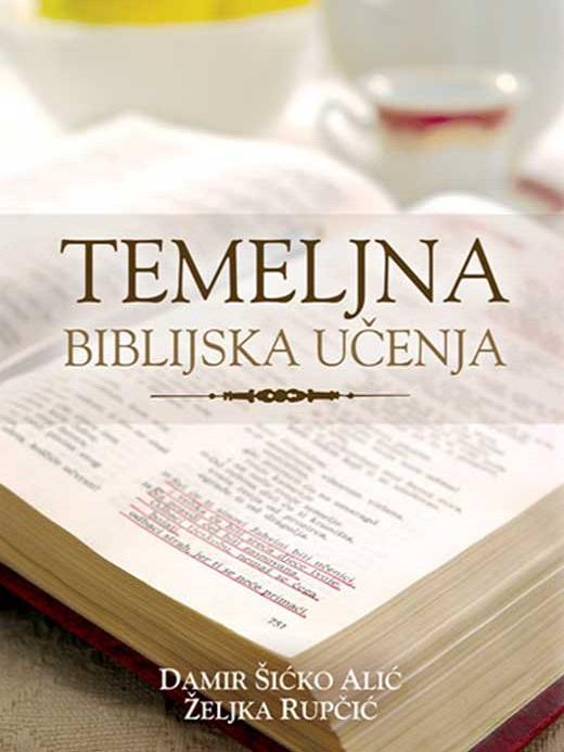 Temeljna biblijska učenja