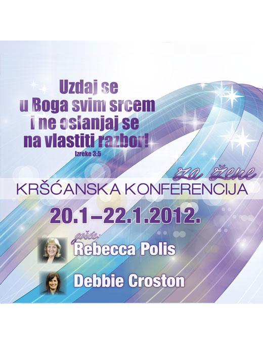 Konferencija za žene 2012. CD