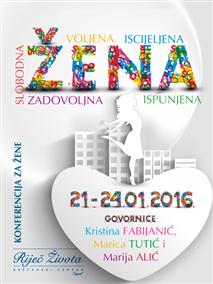 Konferencija za žene 2016. CD